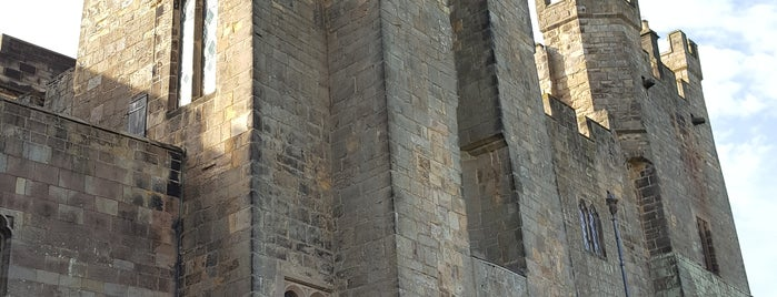 Raby Castle is one of Lugares favoritos de Carl.