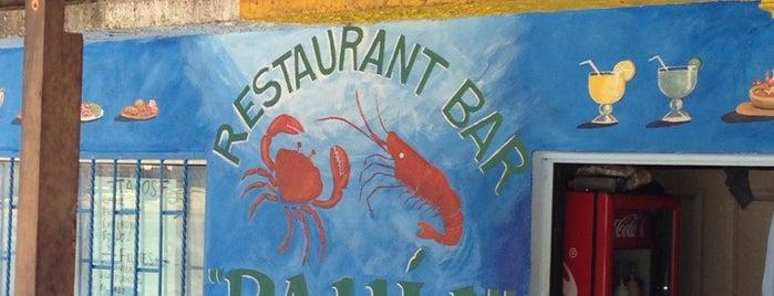Restaurante Bar Bahia is one of Todos Santos.