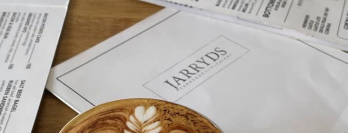 Jarryds is one of Cape town.
