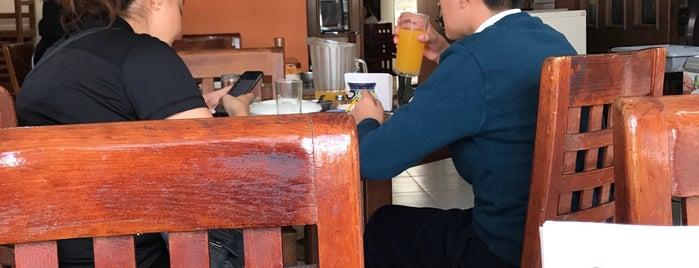 Las Cazuelas de la Abuela is one of Puebla.