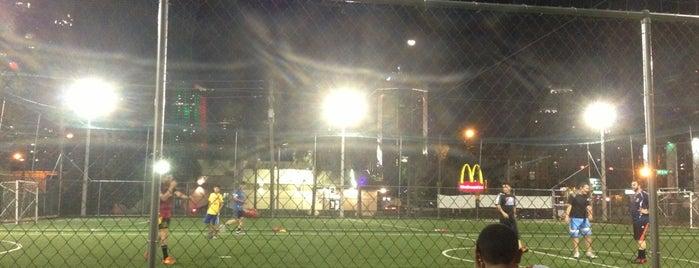 Soccercage is one of Lieux qui ont plu à Matías.