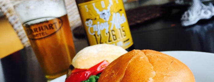 PDX Sliders is one of Locais curtidos por Eric.