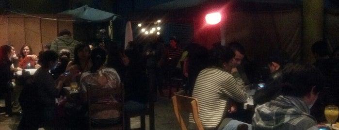 El Jardín Secreto - Lounge Bar is one of Bares de Lima.