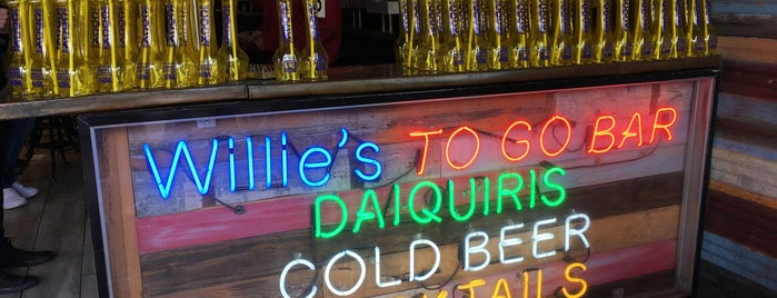 Willie's Chicken Shack is one of New Orleans.