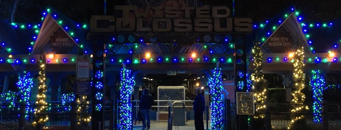 Twisted Colossus is one of Orte, die Shelya gefallen.