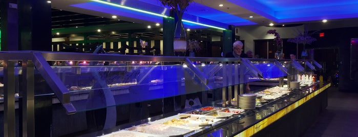 Lin Buffet & Grill is one of Lieux sauvegardés par Randy.