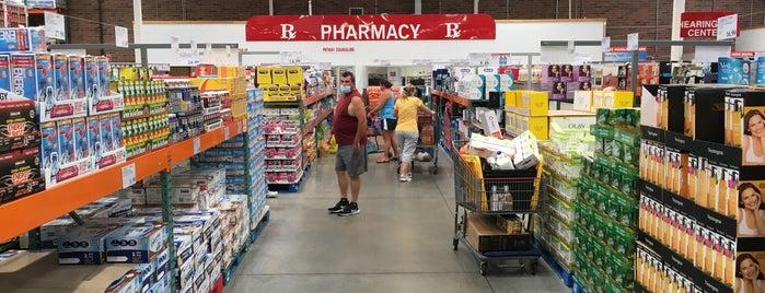 Costco Pharmacy is one of สถานที่ที่ Joseph ถูกใจ.