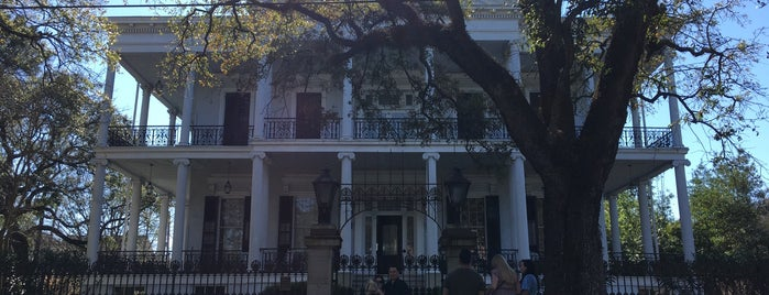 Buckner Mansion is one of NOLA.
