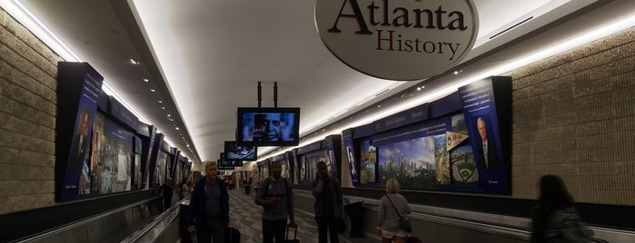A Walk through Atlanta History is one of Posti che sono piaciuti a Tiffany.