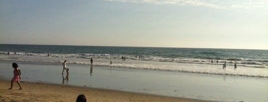 Santa Monica State Beach is one of Los Angeles.