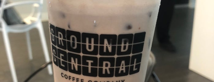 Ground Central Coffee Company is one of New York's Best Coffee Shops - Manhattan.