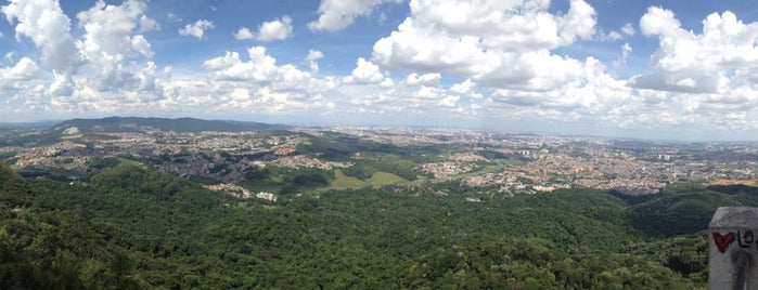 Pico do Jaraguá is one of Sampa 460 :).