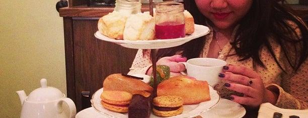 Bosie Tea Parlor is one of NYC Brunch 🗽☕️.