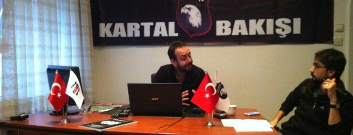 Beşiktaş FM is one of Güzel.