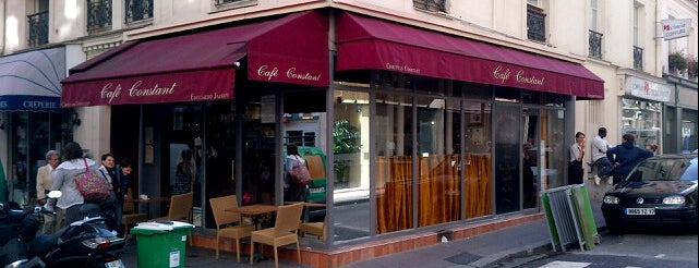 Café Constant is one of Paris: French.