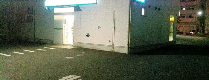 FamilyMart is one of Tempat yang Disukai Masahiro.