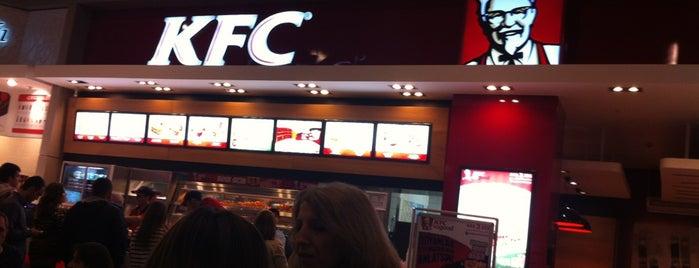 KFC is one of Yunus'un Beğendiği Mekanlar.