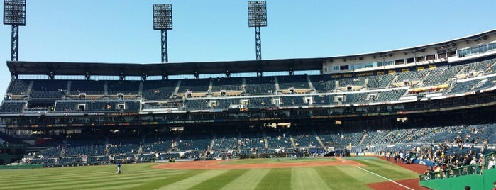 PNC Park is one of Baseball Stadiums in U.S.A..