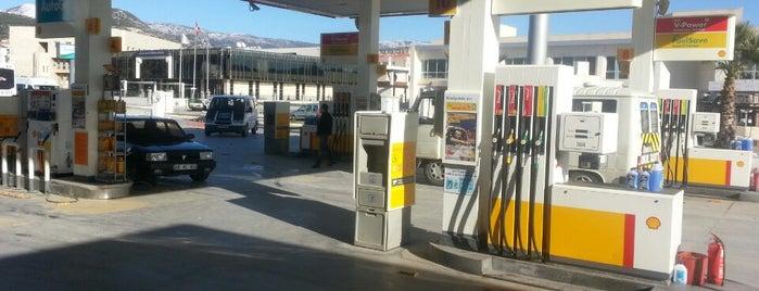 Has Petrol is one of Tempat yang Disukai Tolga.