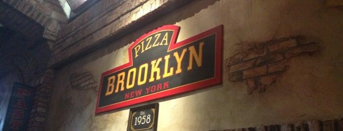 Angelo and Vito's is one of สถานที่ที่บันทึกไว้ของ Tyler.