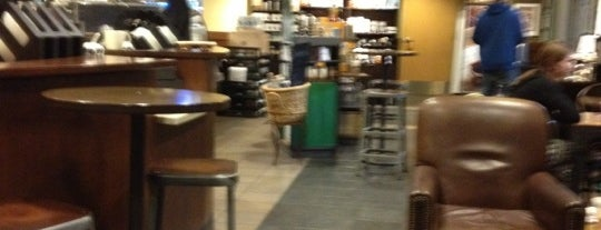 Starbucks is one of Dennis's Liked Places.