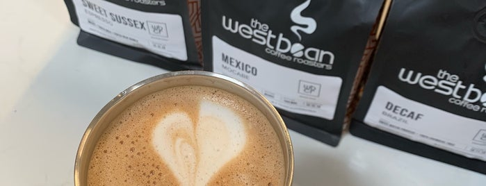 The Westbean is one of SD.