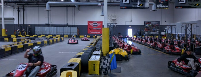 Pole Position Raceway is one of Pleasure.