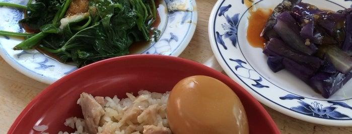第一名火雞肉飯 is one of Tempat yang Disukai モリチャン.