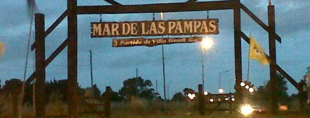 Mar de las Pampas is one of Mar de Las Pampas.