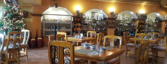 Restaurant Aranjuez is one of Tempat yang Disukai ᎧᎧᎧᎧᎧᎧ.