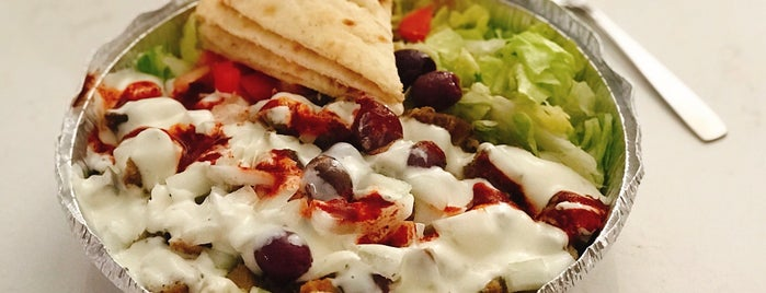 The Halal Guys is one of the world's best restaurants.