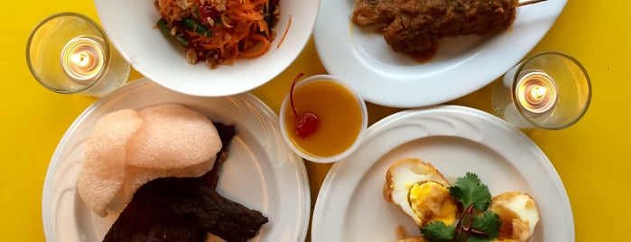 Jeepney Filipino Gastropub is one of On The Rise: Filipino Food.