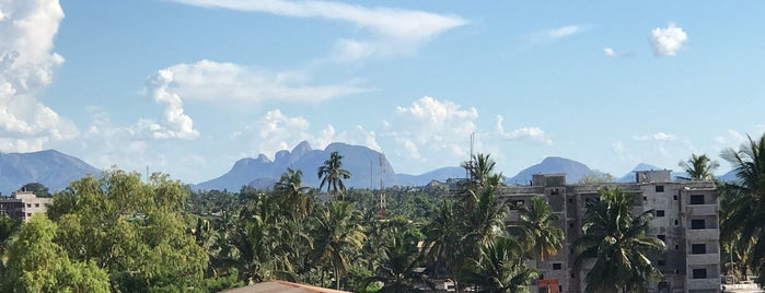 Nampula is one of Cidades.