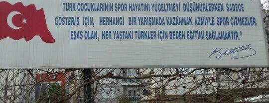 Uğur Mumcu Stadı is one of Lieux qui ont plu à Ender.