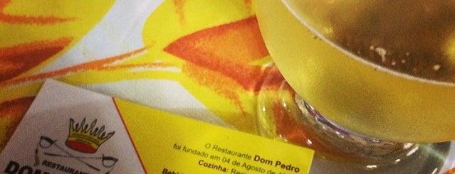 Restaurante Dom Pedro is one of Comida.