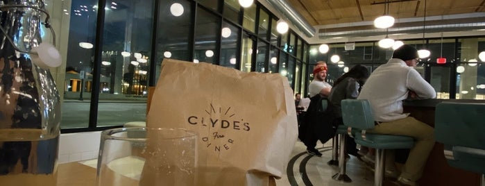 Clyde's Fine Diner is one of Need to Try.
