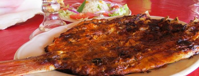 El Morro Restaurante is one of Acapulco Mariscos, Carne.