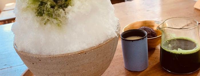 wad omotenashi cafe is one of Places I Like.