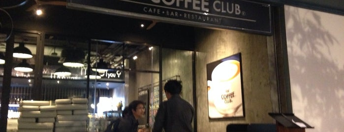 The Coffee Club is one of Koh Samui.
