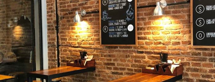SHOUT | Café & Espresso Bar is one of BA Cafeterias y Salones de Te.