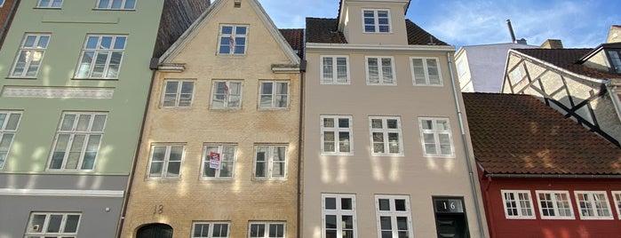 Christianshavn is one of Copenhagen.