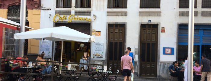 Cafe Guimera is one of Tenerife.