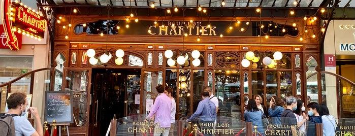 Bouillon Chartier Montparnasse is one of Paris Epicurious #2.