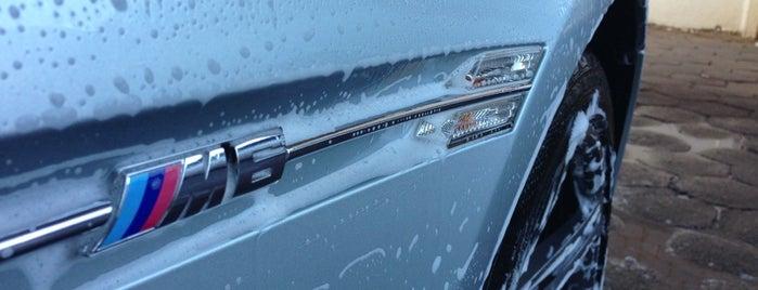 Clean Car is one of Tempat yang Disukai Emilio.