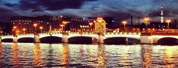 Сампсониевский мост is one of สถานที่ที่ Alexandra Zankevich ✨ ถูกใจ.