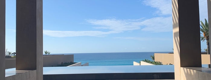 JW Marriott Los Cabos is one of Juan Fco Arriaga Cさんのお気に入りスポット.