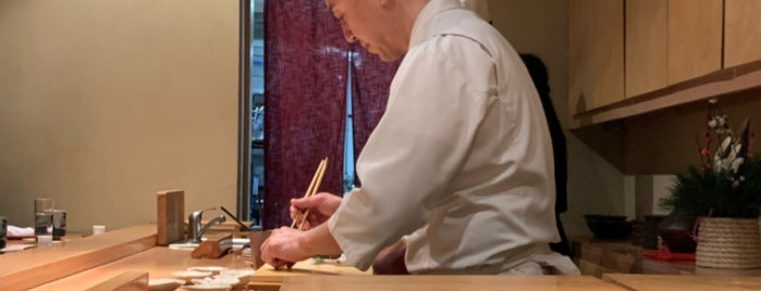 Sushi Yoshizumi is one of To Try.