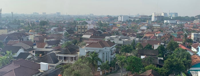 favehotel Palembang is one of สถานที่ที่ Rahmat ถูกใจ.