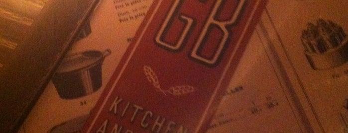 DBGB Kitchen and Bar is one of Manhattan Favorites.