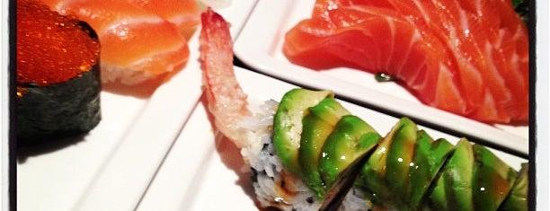 Sushi Legend 糰長 is one of สถานที่ที่ Mei ถูกใจ.